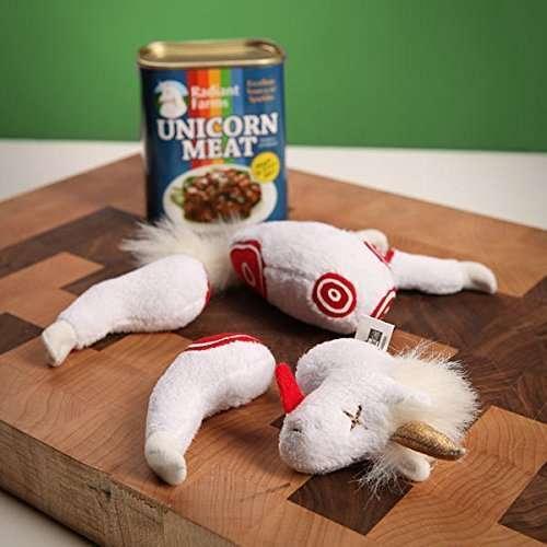 Carne di unicorno per scherzi ai vegani 17€