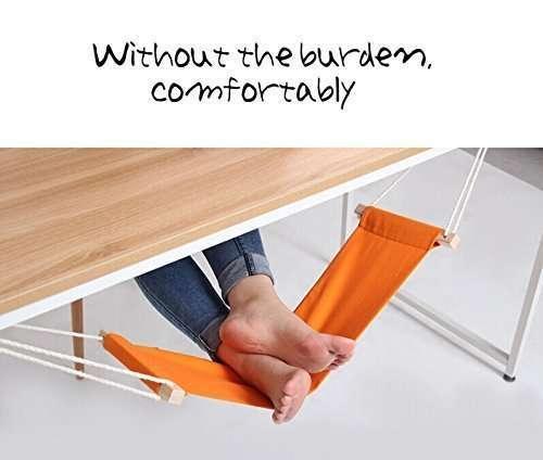 Appoggia-piedi da scrivania per scazzati, 16€