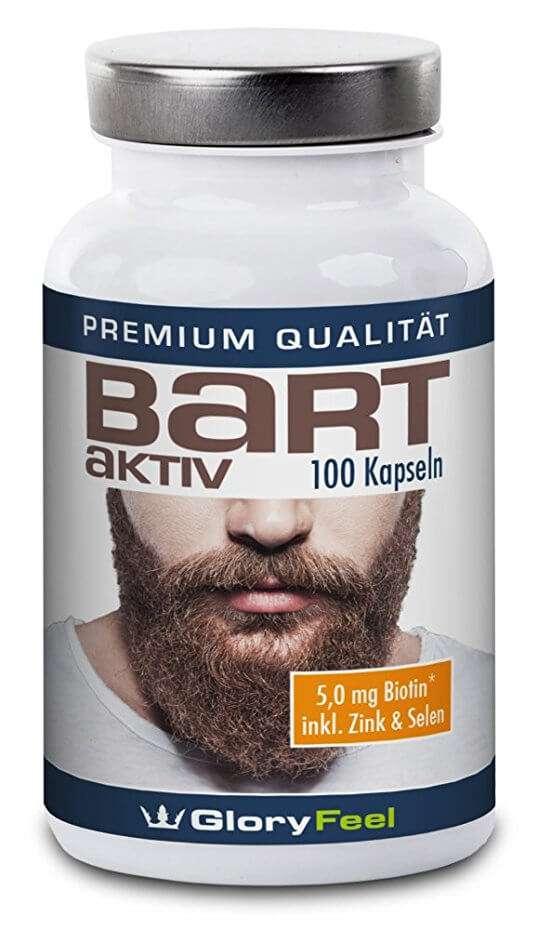 """Biotina, zinco e selenio per avere subito una barba folta e """"maschia""""! Volevi essere hipster ma hai 4 peli impresentabili? Ecco la soluzione per te da Amazon! circa 20€"""