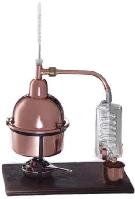 Distillatore vero, l'orgoglio di farsi le cose in casa 199€ ⌁