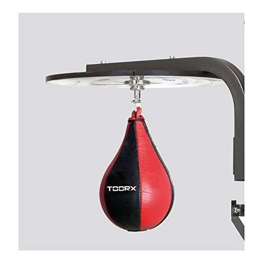 Pallone da allenamento in stile Rocky Stallone, per allenamenti di pugilato e no. È un oggetto che può arredare un garage o una taverna ma con funzione antistress! Su Amazon a circa 43€