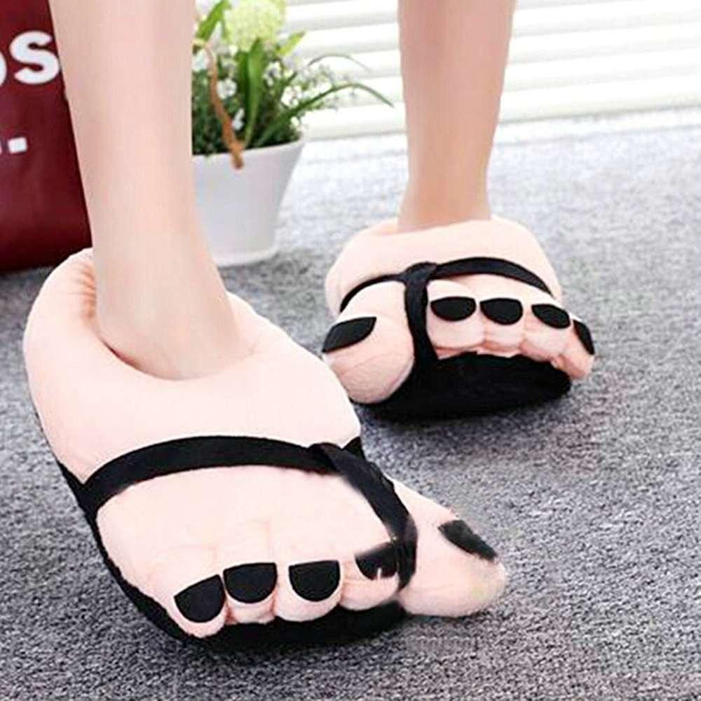 """Pantofole stile """"giappo"""", sicuro che ti servono?"""