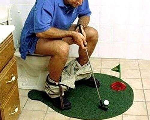 Golf da bagno, 36€ ⌁
