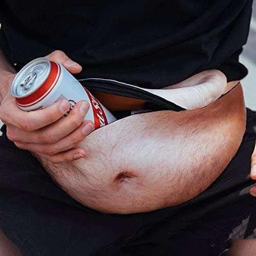 Pancia di Birra Marsupio