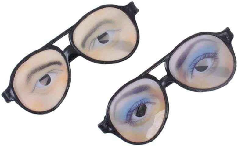 Travestimento-Occhiali-Puntelli-per-Feste