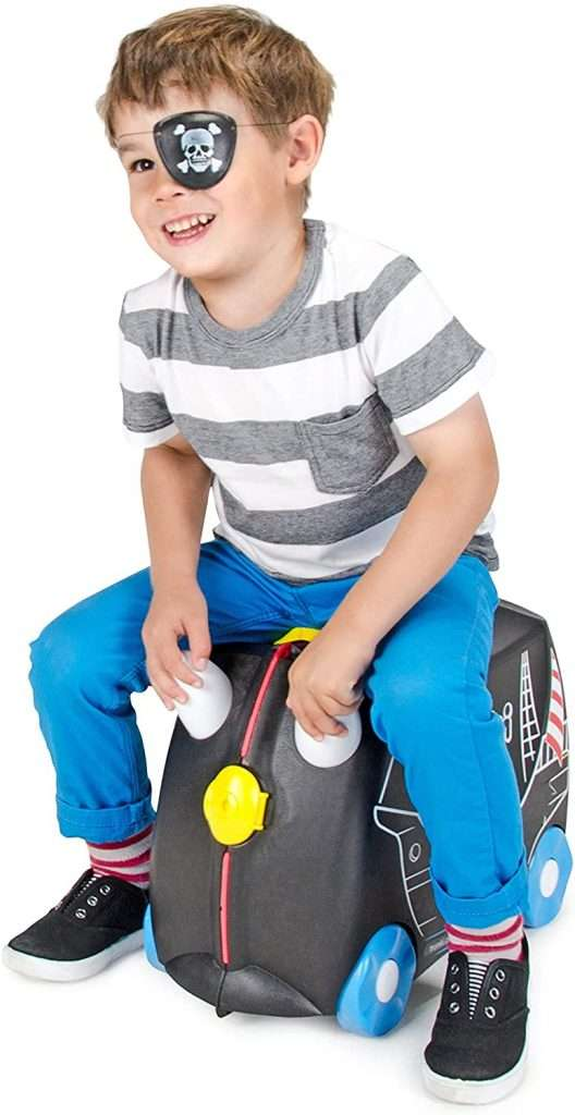 Trunki Valigia Cavalcabile Per Bambini